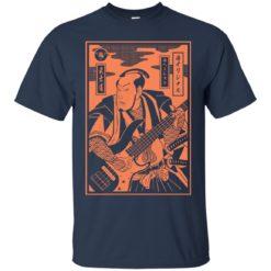 Bassist Samurai shirt - image 4635 247x247