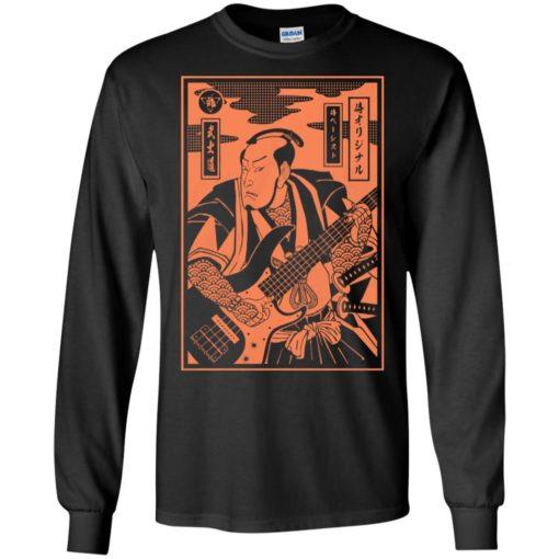 Bassist Samurai shirt - image 4637 510x510