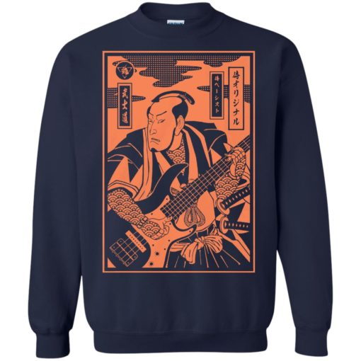 Bassist Samurai shirt - image 4640 510x510