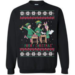 Bob's burgers ELF Merry Christmas sweatshirt shirt - image 4792 247x247