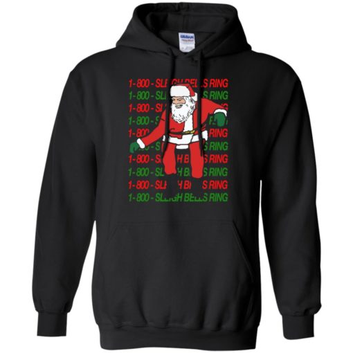 1 800 Sleigh Bells Ring Christmas sweatshirt shirt - image 4811 510x510