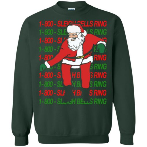 1 800 Sleigh Bells Ring Christmas sweatshirt shirt - image 4815 510x510