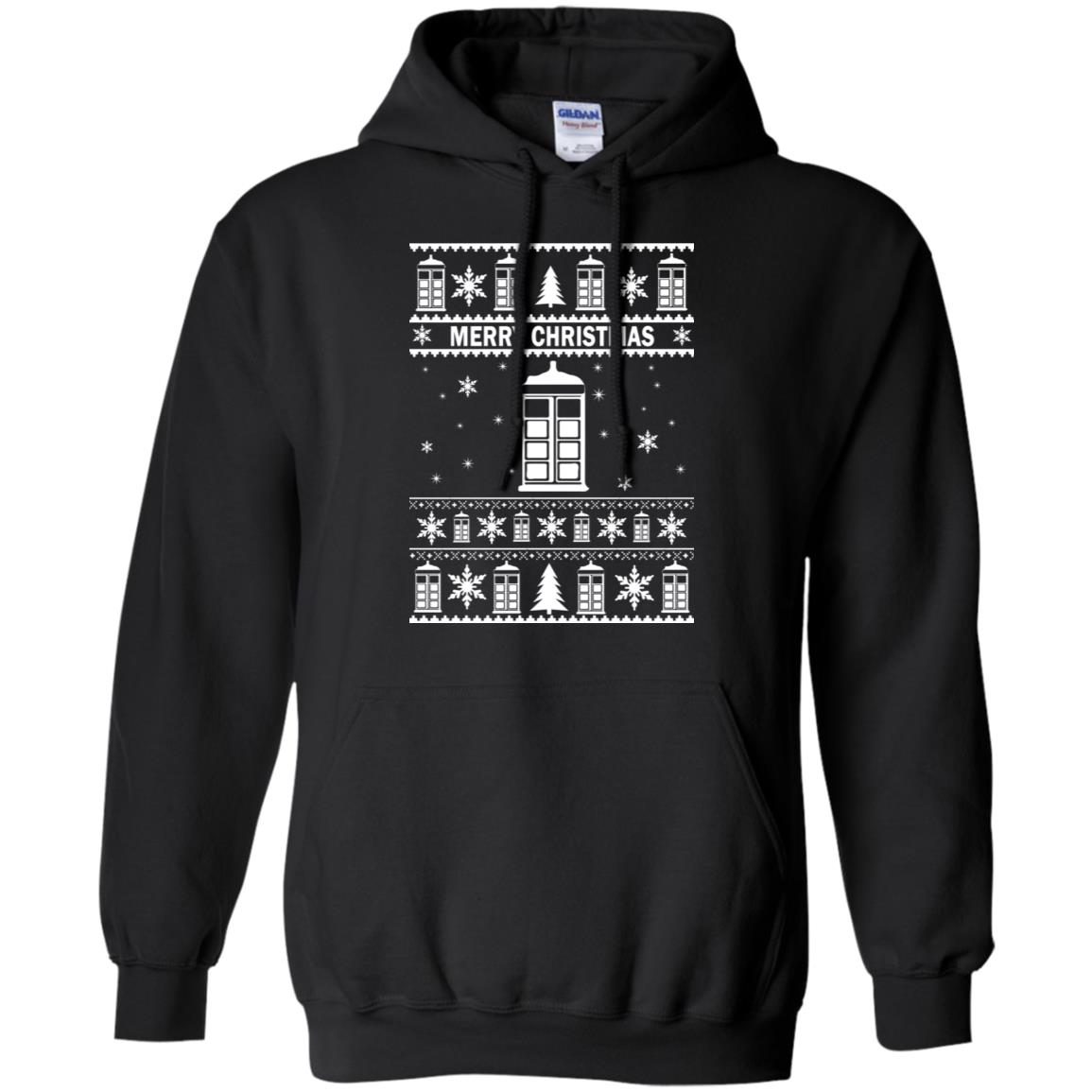Dr Who Christmas Sweater.Doctor Who Merry Christmas Sweater