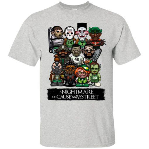 A nightmare on causeway street shirt - image 4979 510x510