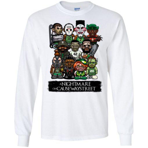 A nightmare on causeway street shirt - image 4982 510x510