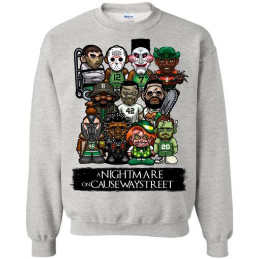A nightmare on causeway street shirt - image 4985 510x510