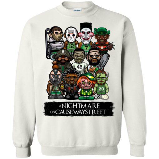 A nightmare on causeway street shirt - image 4986 510x510