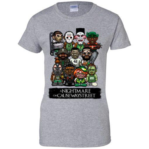 A nightmare on causeway street shirt - image 4987 510x510