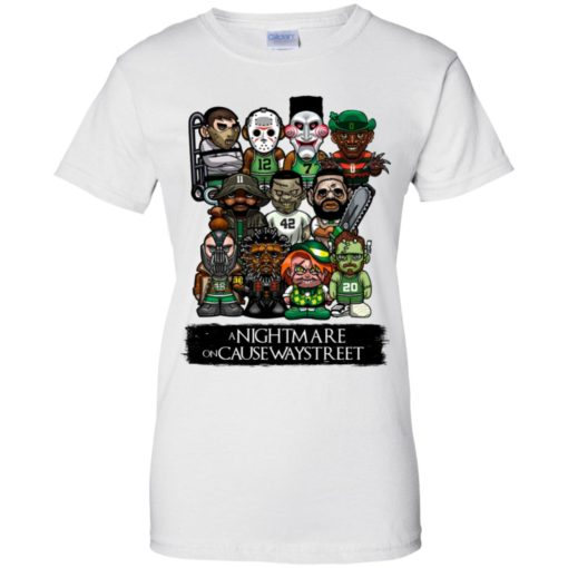 A nightmare on causeway street shirt - image 4988 510x510