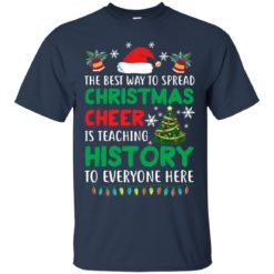 The best way to spread Christmas cheer sweatshirt shirt - image 5185 247x247