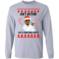 Puff Daddy Ain't Nothin but a Christmas Party Sweater shirt - image 523 247x247