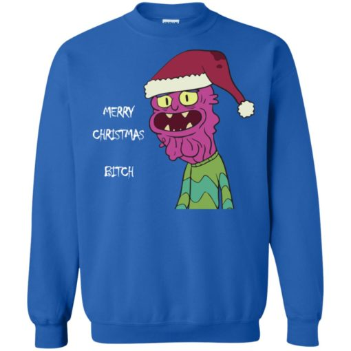 Scary Terry Merry Christmas bitch ugly sweater shirt - image 5278 510x510