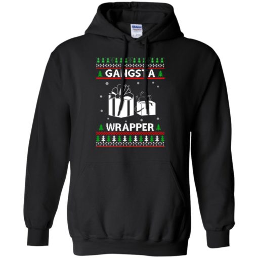 Gangsta Wrapper ugly sweater shirt - image 5283 510x510