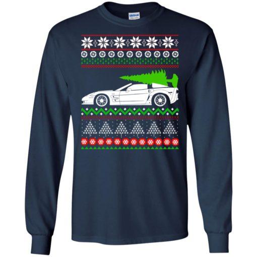 Corvette C6 Christmas ugly sweater shirt - image 5352 510x510