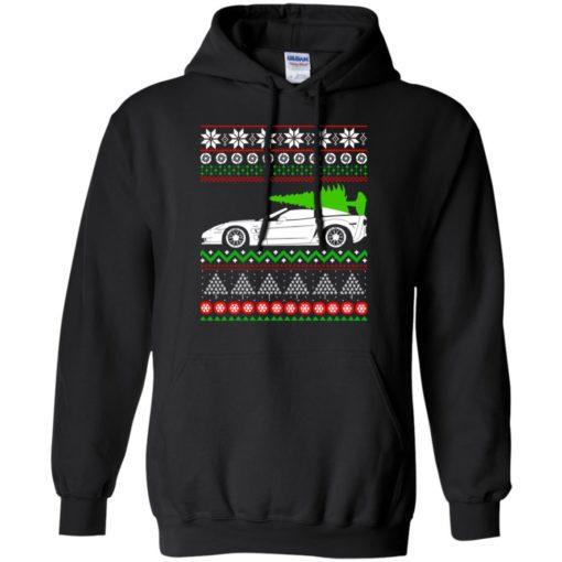 Corvette C6 Christmas ugly sweater shirt - image 5353 510x510
