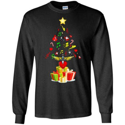Bon Jovi Christmas tree ugly sweater shirt - image 5361 510x510