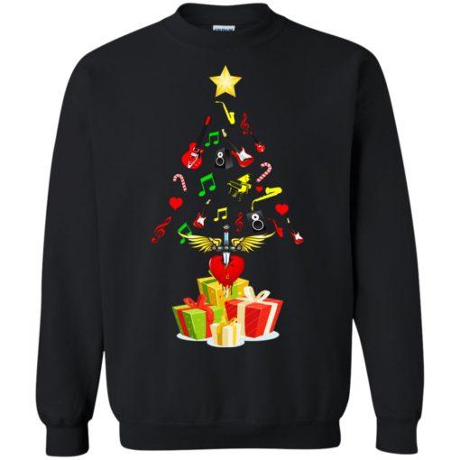Bon Jovi Christmas tree ugly sweater shirt - image 5364 510x510