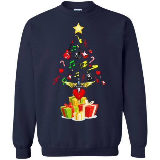 Bon Jovi Christmas tree ugly sweater shirt - image 5365 510x510