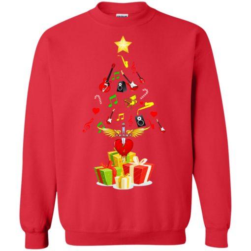 Bon Jovi Christmas tree ugly sweater shirt - image 5366 510x510