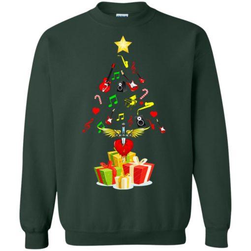 Bon Jovi Christmas tree ugly sweater shirt - image 5367 510x510