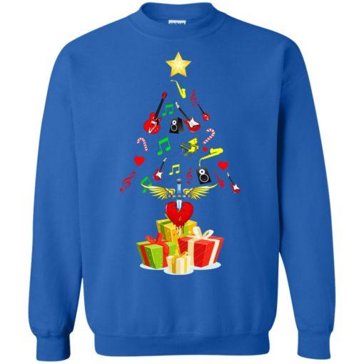 Bon Jovi Christmas tree ugly sweater shirt - image 5368 510x510
