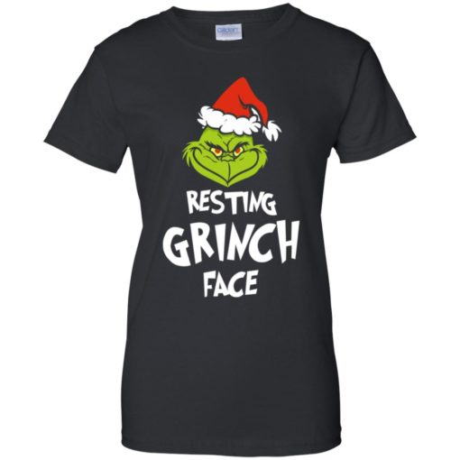 Resting Grinch Face Mr Grinch Christmas sweater shirt - image 5389 510x510