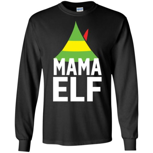 Mama Elf Buddy the elf Christmas sweater shirt - image 5391 510x510