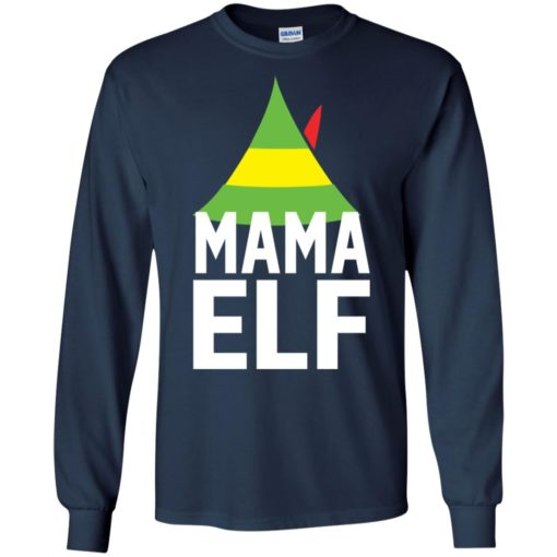 Mama Elf Buddy the elf Christmas sweater shirt - image 5392 510x510