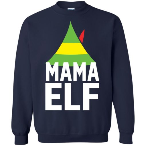 Mama Elf Buddy the elf Christmas sweater shirt - image 5395 510x510