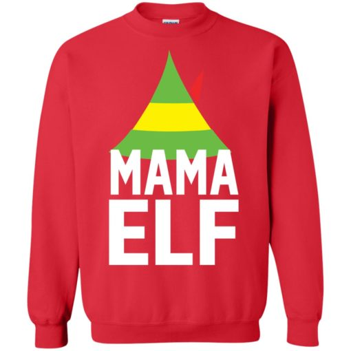 Mama Elf Buddy the elf Christmas sweater shirt - image 5396 510x510