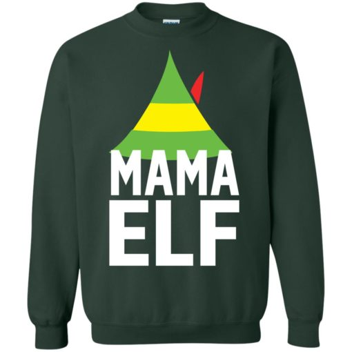 Mama Elf Buddy the elf Christmas sweater shirt - image 5397 510x510