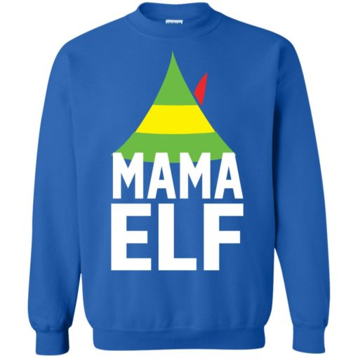 Mama Elf Buddy the elf Christmas sweater shirt - image 5398 510x510