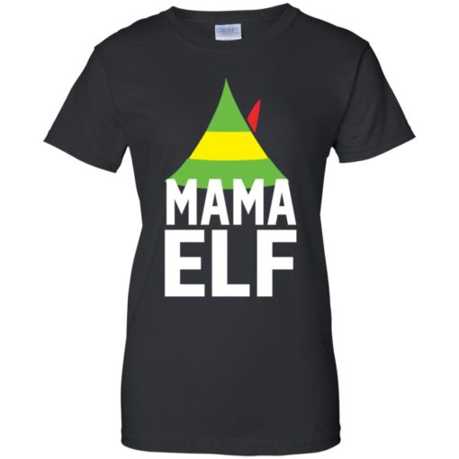 Mama Elf Buddy the elf Christmas sweater shirt - image 5399 510x510