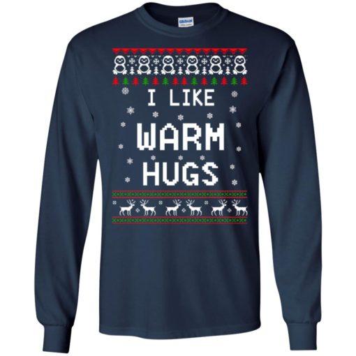 I like warm hugs Christmas ugly sweater shirt - image 5402 510x510