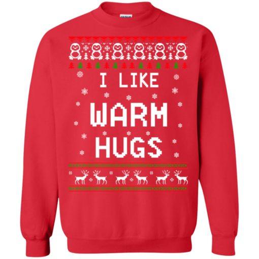I like warm hugs Christmas ugly sweater shirt - image 5406 510x510