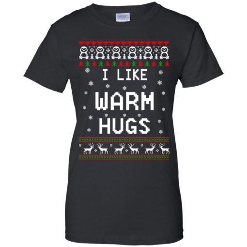 I like warm hugs Christmas ugly sweater shirt - image 5409 510x510