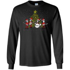 The beatles chibi Christmas ugly sweater shirt - image 5461 247x247