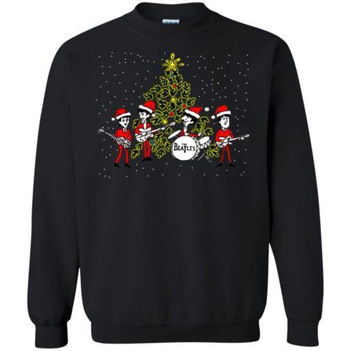 The beatles chibi Christmas ugly sweater shirt - image 5464 510x510