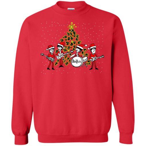 The beatles chibi Christmas ugly sweater shirt - image 5466 510x510
