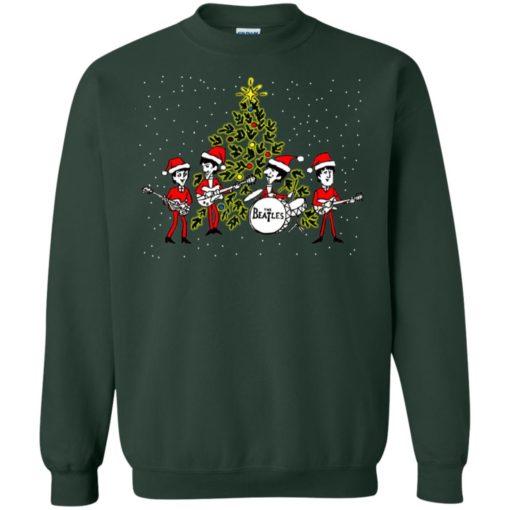 The beatles chibi Christmas ugly sweater shirt - image 5467 510x510