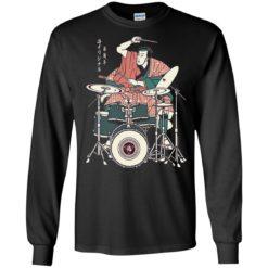 Samurai drummer shirt - image 5471 247x247