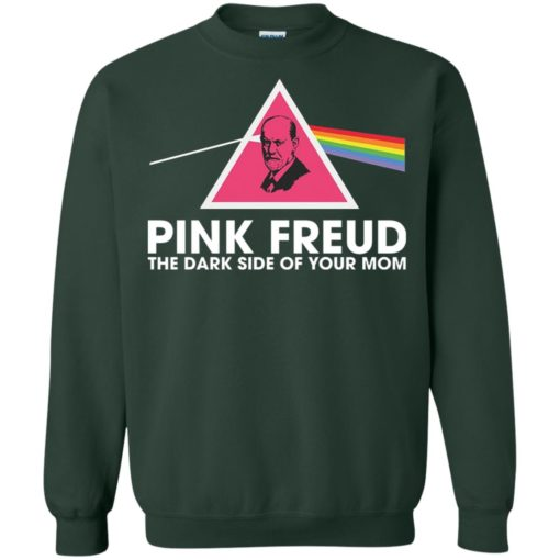 Pink Freud The dark side Of your mom shirt - image 5487 510x510