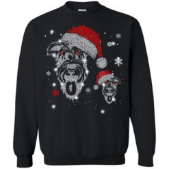 Schnauzer Diamond Christmas sweater shirt - image 5630 247x247