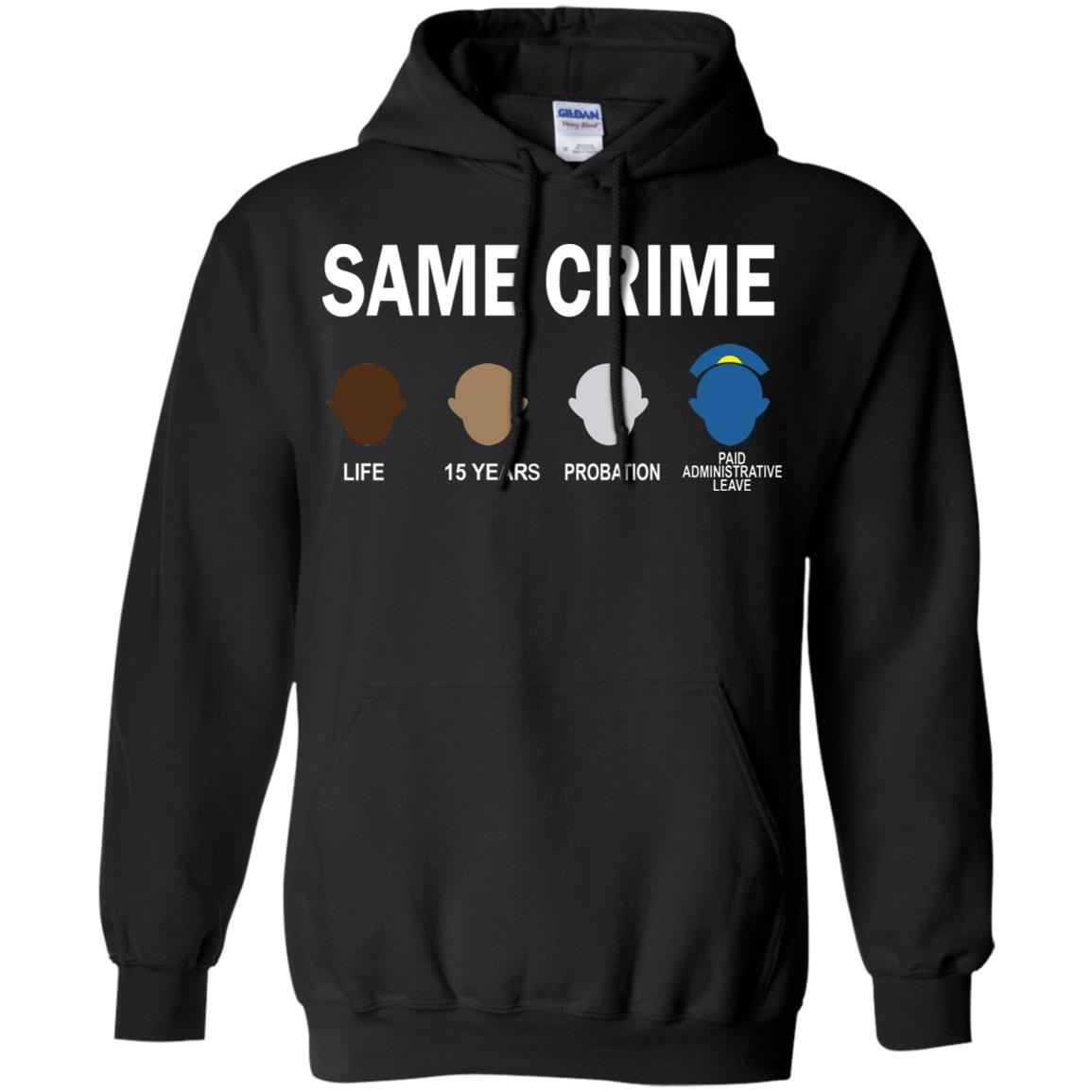 a77deba1733 Colin Kaepernick Same Crime hoodie