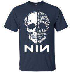 You call it demonic because you hear the screaming NIN shirt - image 5679 247x247