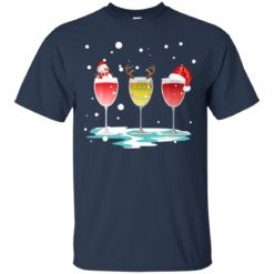 Wine christmas sweatshirt shirt - image 5765 247x247
