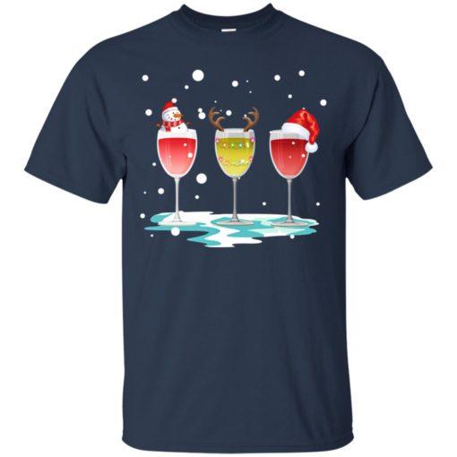 Wine christmas sweatshirt shirt - image 5765 510x510