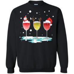 Wine christmas sweatshirt shirt - image 5769 247x247