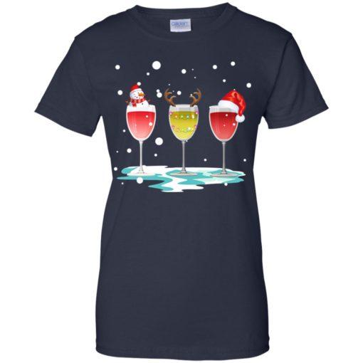 Wine christmas sweatshirt shirt - image 5772 510x510