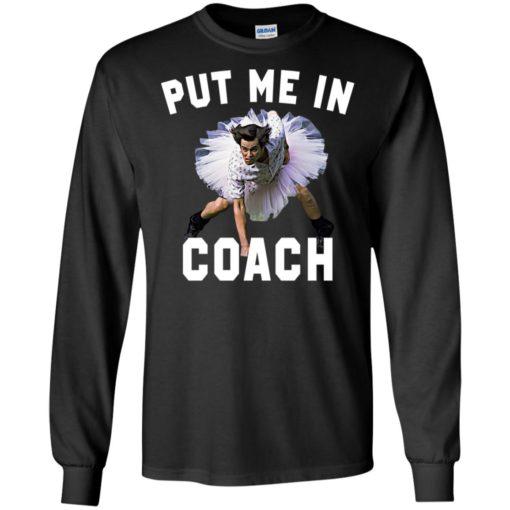 Ace Ventura Put me in coach shirt - image 5805 510x510
